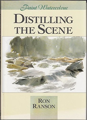 Distilling the Scene: Painting Watercolour