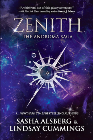 Zenith by Sasha Alsberg, Lindsay Cummings
