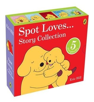 Spot Loves X 5 Slipcase