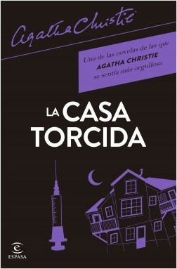 La casa torcida par Agatha Christie