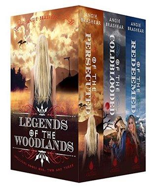 Legends of the Woodlands (A Fantasy Romance Trilogy)