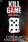 Book cover for Kill Game (Seven of Spades, #1)