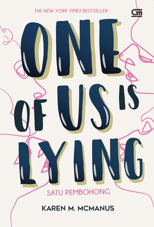 One of Us Is Lying - Satu Pembohong