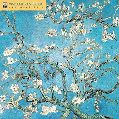 Vincent Van Gogh Wall Calendar 2018