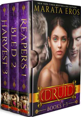 The Druid Series 1-3: Reapers / Bled / Harvest (The Druid Series, #1-3)
