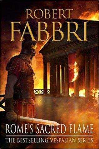Rome's Sacred Flame (Vespasian, #8)