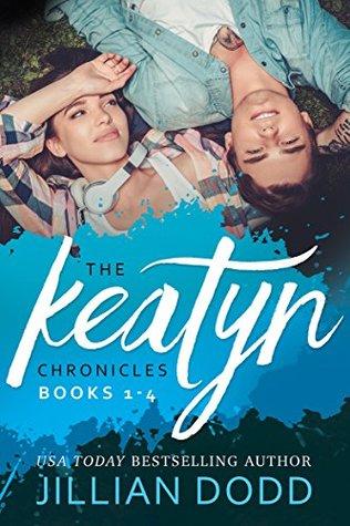 The Keatyn Chronicles: Books 1-4: A Prep School Romance