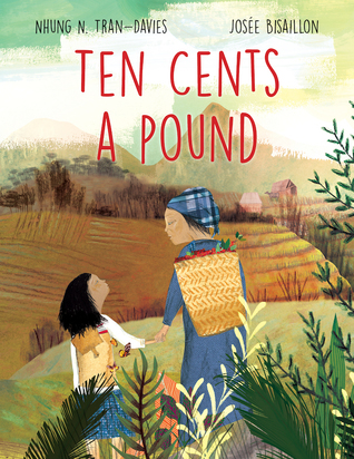 book cover showing family farming