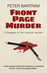 Front Page Murder (Crampton of The Chronicle Mystery #3)