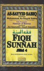 Fiqh Sunnah (Jilid 4)