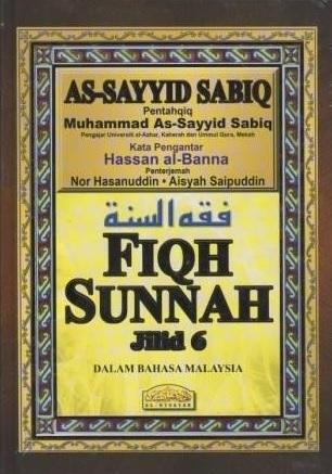Fiqh Sunnah (Jilid 6)