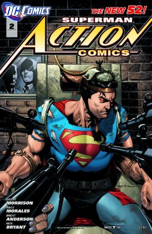 Superman – Action Comics (2011-2016) #2