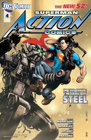 Superman – Action Comics (2011-2016) #4