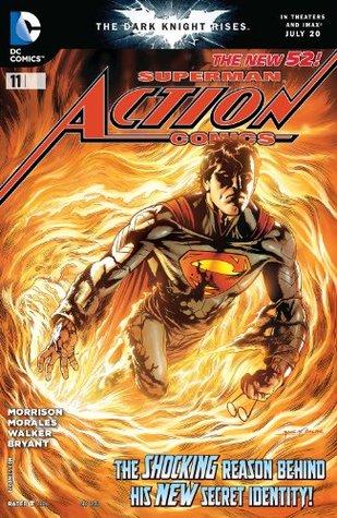 Superman – Action Comics (2011-2016) #11