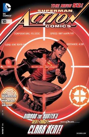 Superman – Action Comics (2011-2016) #10