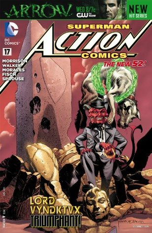 Superman – Action Comics (2011-2016) #17
