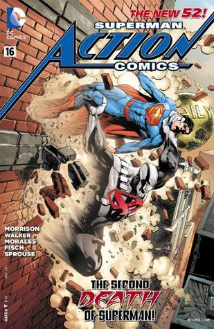 Superman – Action Comics (2011-2016) #16