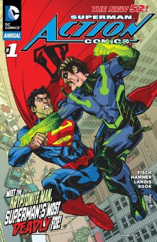 Superman – Action Comics (2011-2016) Annual #1
