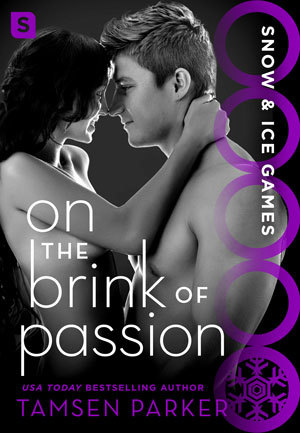 On the Brink of Passion (Snow & Ice Games, #5)