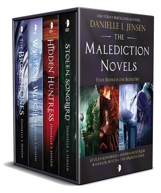 The Malediction Novels Digital Boxed Set...