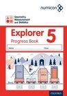 Numicon: Geometry Measurement and Statistics 5 Explorer Progress Book