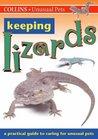Collins Unusual Pets – Keeping Lizards