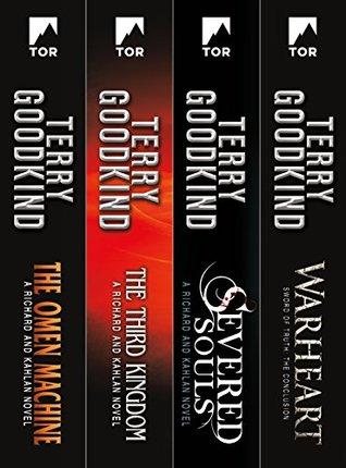 A Sword of Truth Set: Richard and Kahlan: