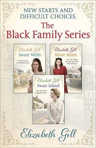 The Black Family Series: Ebook Bundle: Swan Island, Silver Street and Sweet Wells