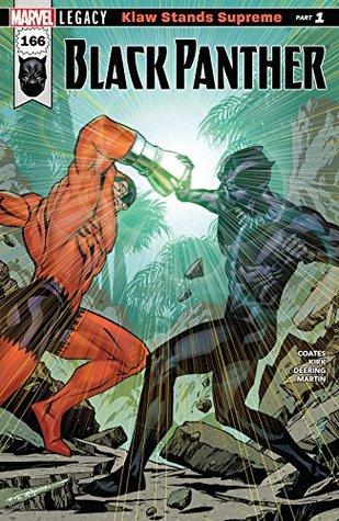 Black Panther #166