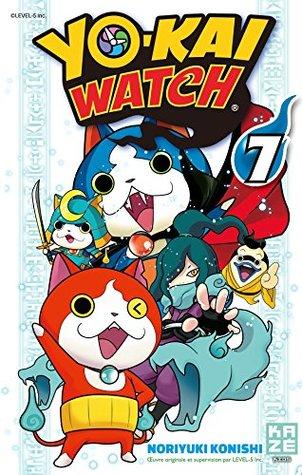 Yo-Kai Watch Vol. 7