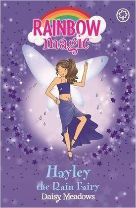 Hayley the Rain Fairy (Rainbow Magic, #14)