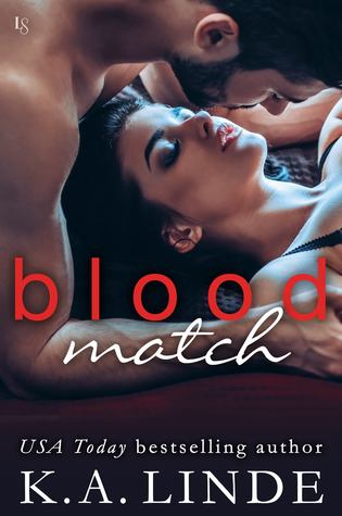 Blood Match (Blood Type #2)