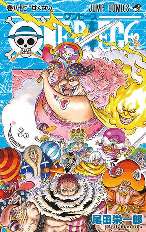 ONE PIECE 87 (One Piece, #87)