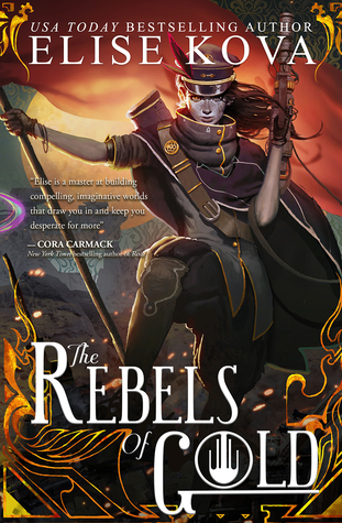The Rebels of Gold (Loom Saga #3)