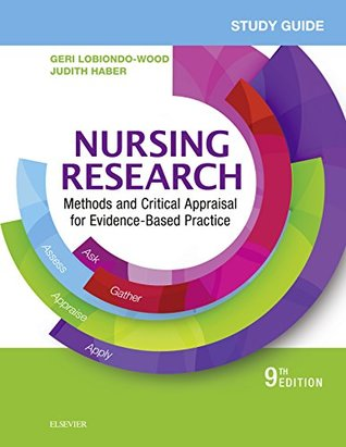 Study Guide for Nursing Research - E-Book: Methods and Critical Appraisal for Evidence-Based Practice