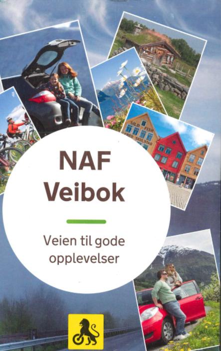 NAF veibok 2014-2016 : veien til gode opplevelser