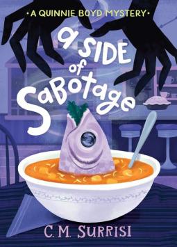 A Side of Sabotage (Quinnie Boyd Mysteries, #3)