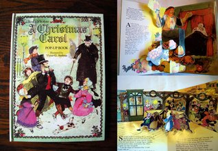 A Christmas Carol: Pop-up Book