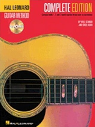 Hal Leonard Guitar Method Complete Edition by Will Schmid