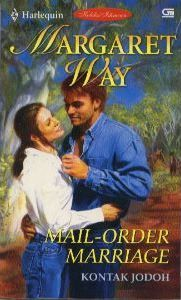 Mail-Order Marriage - Kontak Jodoh by Margaret Way