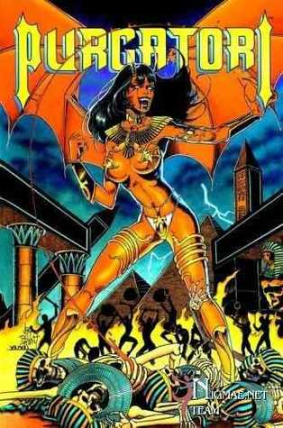 Purgatori: The Vampires Myth #2
