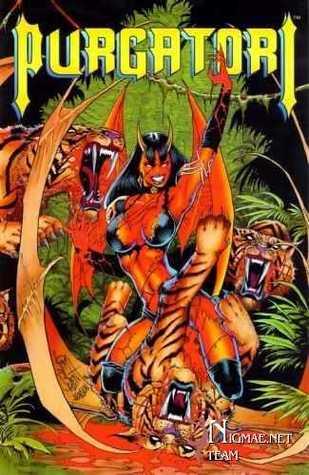 Purgatori: The Vampires Myth #3