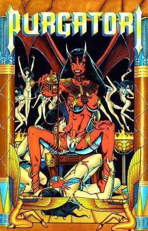 Purgatori: The Vampires Myth #0