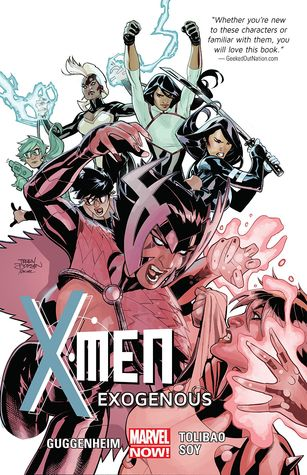 X-Men, Volume 4: Exogenous