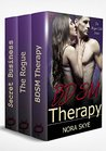 The Rogue Club, three titles bundle: BDSM-themed erotic romances