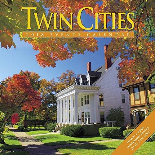 Twin Cities 2018 Wall Calendar