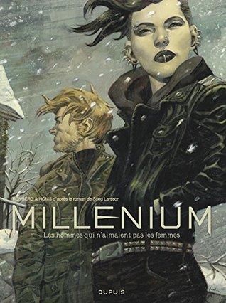 Millénium - Intégrale - Tome 1 - Les hommes qui n'aimaient pas les femmes