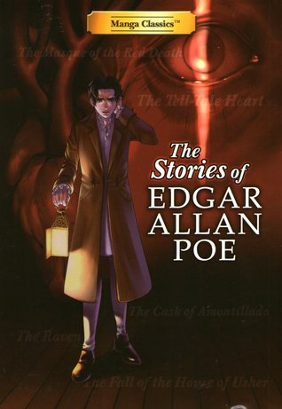 Image result for edgar allan poe manga