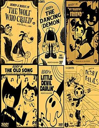 "Bendy and the ink machine : Capítulo 5: ""Pista final…la carta"""