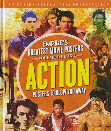 Empire's Greatest Movie Posters: Volume 1: Book 2 Action (Empires #1:2)